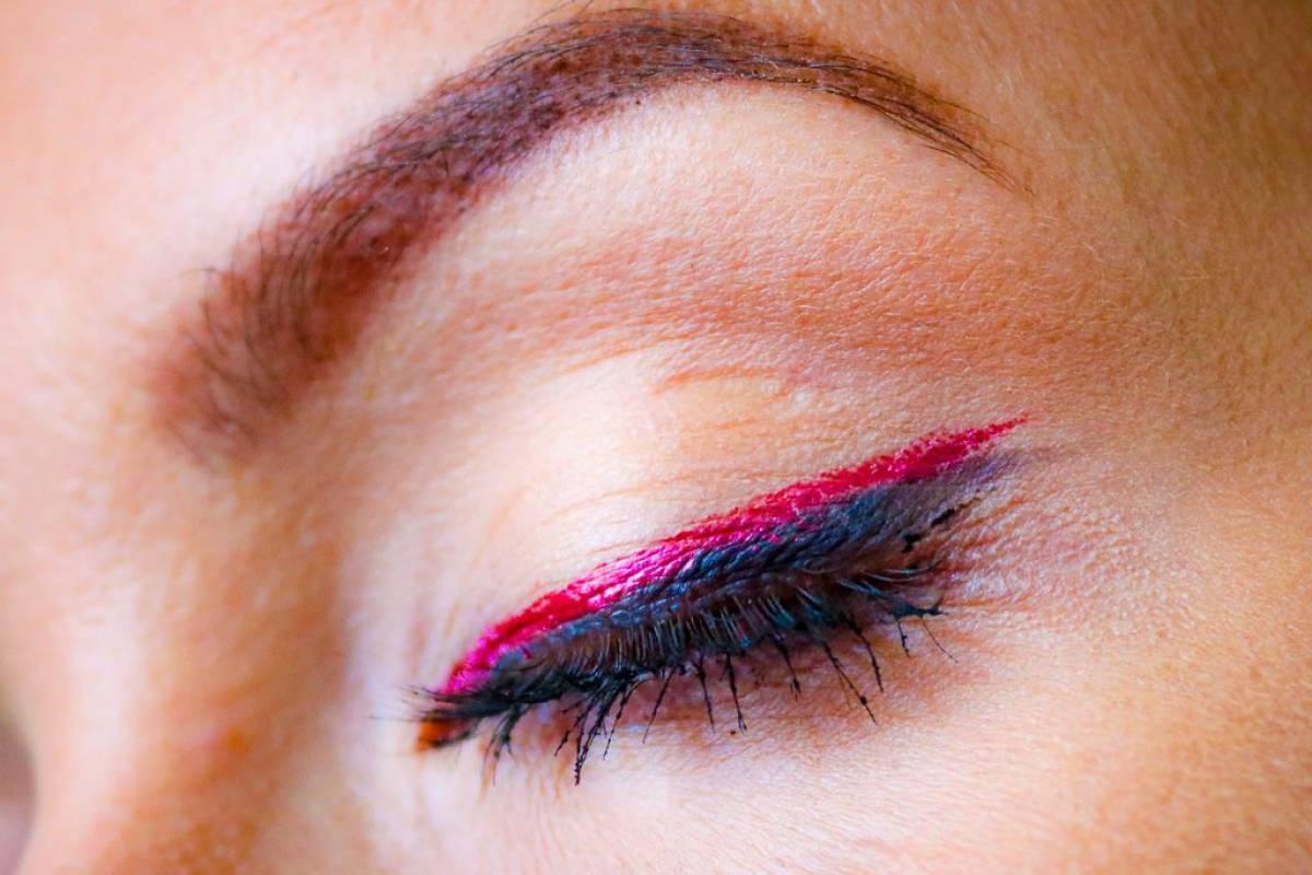 Eyeliner Essence- metal art lip & eye liner - pink glam