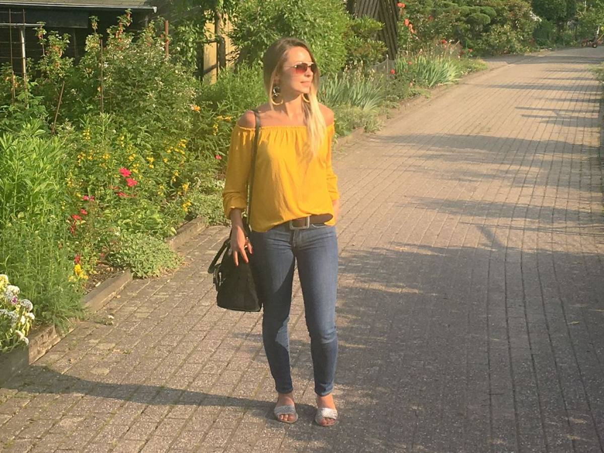 Lookbook & Outfit Diary - legeres Outfit für sonnigen Sonntag