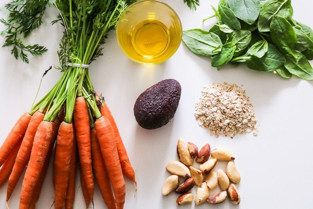 6 wirksamste Anti-Aging Lebensmittel aus unserem Kühlschrank - essen Sie sich jung