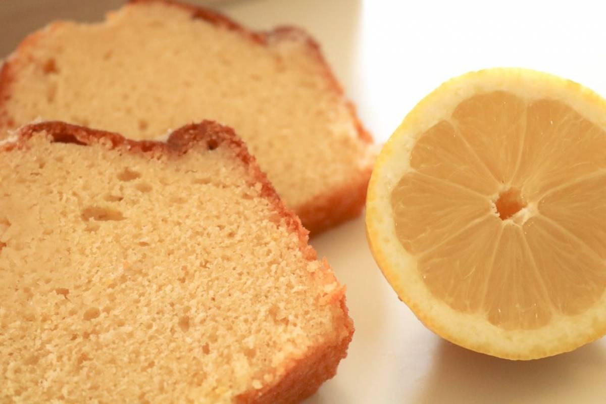 Zitronenkuchen in FIT-Version ohne Zucker